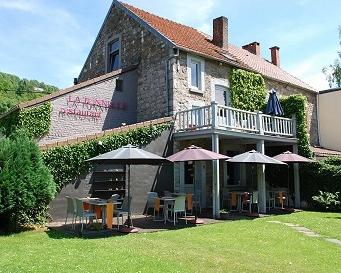 la tonnelle cuisine franaise restaurant yvoir belgique